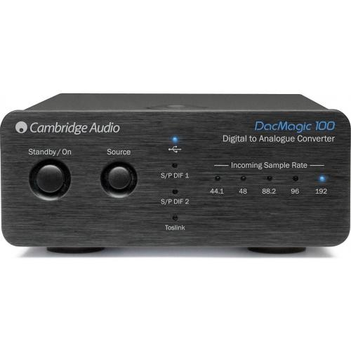 Przetwornik cyfrowo-analogowy Cambridge Audio DacMagic 100