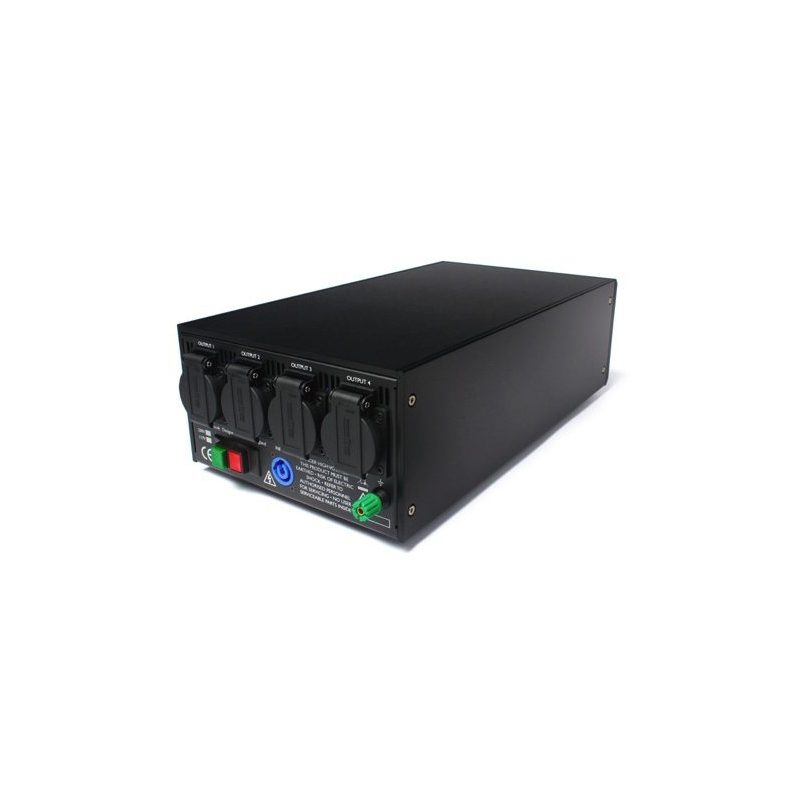 Isol-8 Substation AXIS black