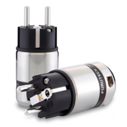 Wtyk zasilający Schuko Furutech FI-E48 (R)