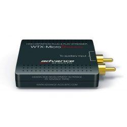 Odtwarzacz sieciowy Advance Acoustic WTX-Microstreamer