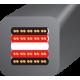 Przewody głośnikowe Wireworld Equinox 8 2x2,5m