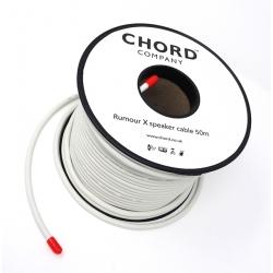 Przewód głośnikowy Chord RumourX ze szpuli