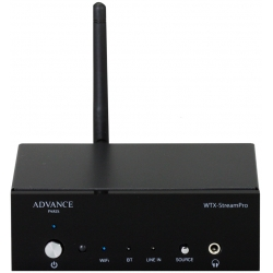 Odtwarzacz sieciowy Advance Paris WTX-StreamPro