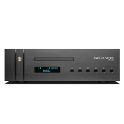 Odtwarzacz CD Gold Note CD-1000 MKII Deluxe