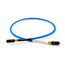 Interkonekt coaxial Tellurium Q Blue II Waveform II 1m