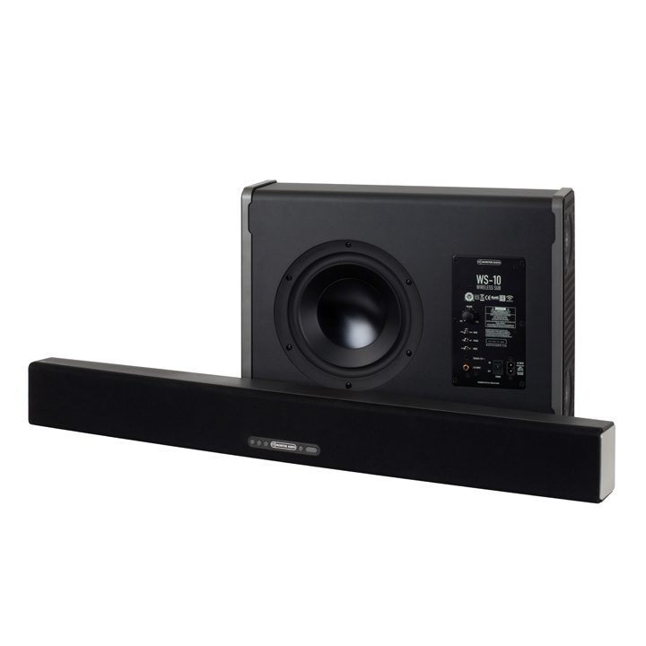 Monitor Audio ASB-10 & WS-10