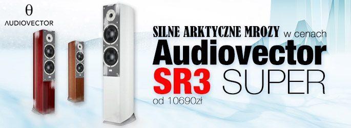 AudioVector SR3 Super promo