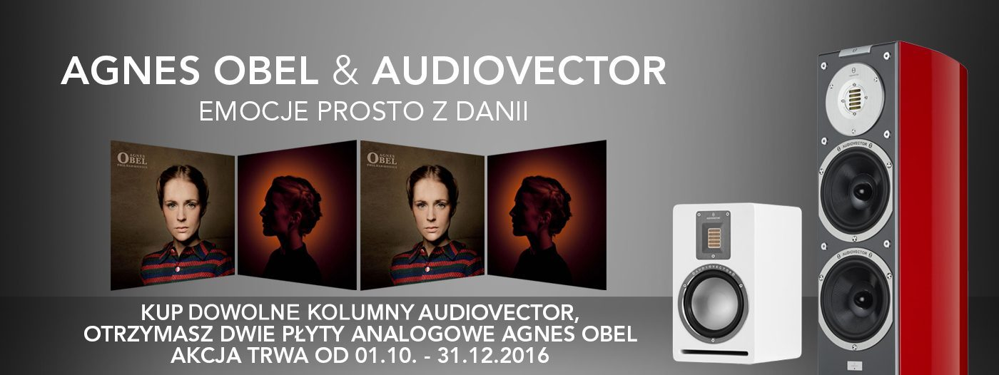 AudioVector promo