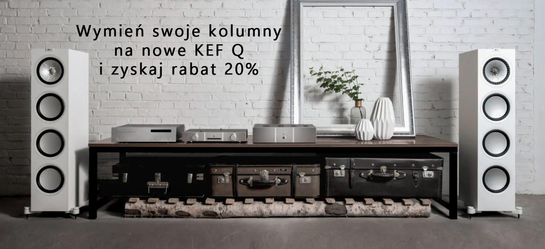 KEF Q Promo