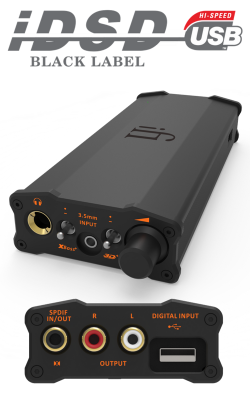 ifi iDSD micro Black Label