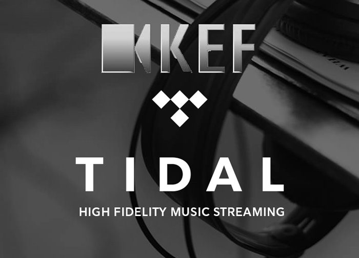 Tidal w KEF LS50 Wireless