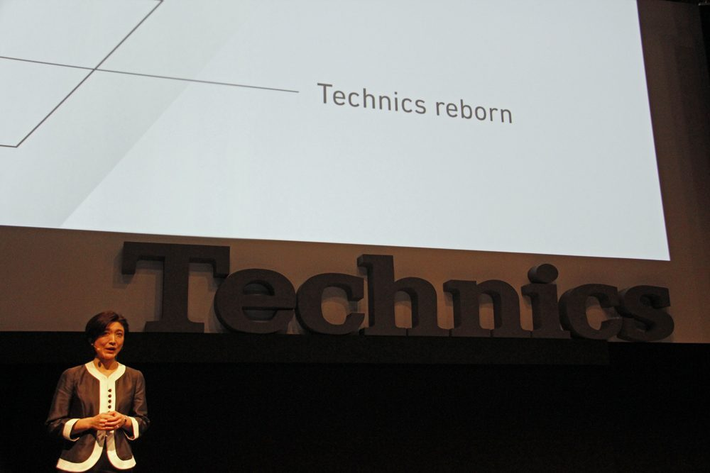 Technics Reborn