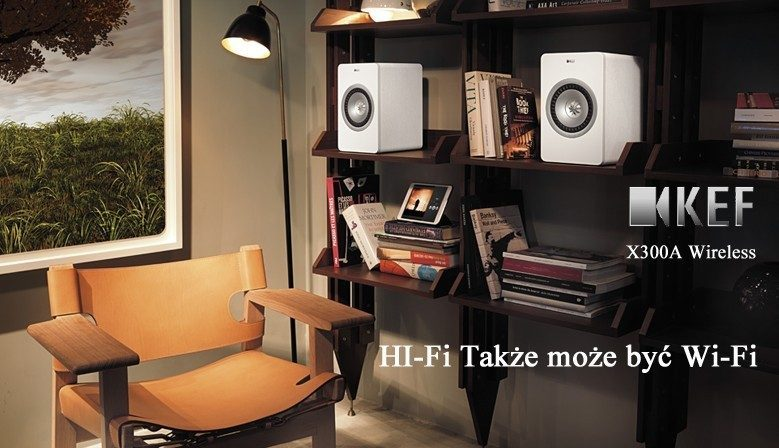 KEF Wireless