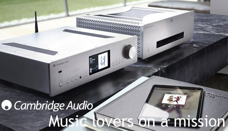 Cambridge Audio - Music Lovers